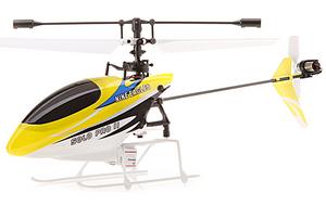 Вертолет Nine Eagles Solo PRO II 2.4 GHz в кейсе (Yellow RTF Version)