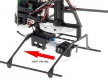 Вертолет Nine Eagles Solo PRO I 2.4 GHz (Red RTF Version)-фото 5