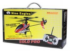 Вертолет Nine Eagles Solo PRO I 2.4 GHz (Red RTF Version)-фото 3