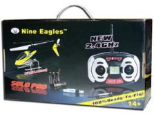 Вертолет Nine Eagles Solo PRO II 2.4 GHz (Yellow RTF Version)-фото 4