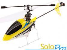 Вертолет Nine Eagles Solo PRO II 2.4 GHz (Yellow RTF Version)-фото 3