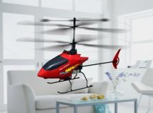 Вертолет Nine Eagles Solo 2.4 GHz (Red RTF Version)-фото 5