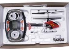 Вертолет Nine Eagles Solo 2.4 GHz (Red RTF Version)-фото 6