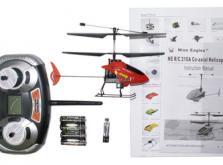Вертолет Nine Eagles Solo 2.4 GHz (Red RTF Version)-фото 1