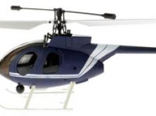 Вертолет Nine Eagles Bravo SX 2.4 GHz (Dark Blue RTF Version)-фото 2