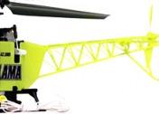 Радиоуправляемый вертолет Lama V3-фото 2