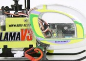 Радиоуправляемый вертолет Lama V3-фото 4