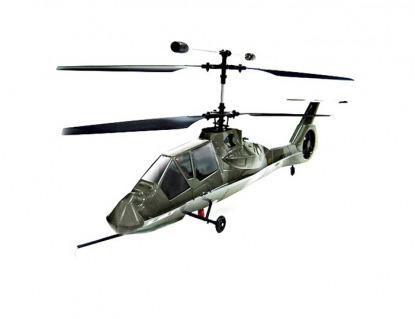 Радиоуправляемый вертолет COMANCHE