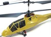 Радиоуправляемый вертолет COMANCHE-фото 4