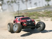 RTR E-FIRESTORM 10T FLUX WITH DSX-2 TRUCK BODY-фото 2