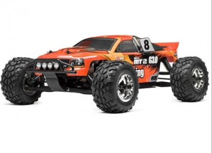 RTR NITRO RS4 MT 2 WIYH DIRT FORCE TRUCK BODY(PAINTED)