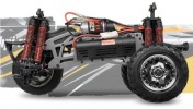 RTR E-Savage with GT Truck bodyshell-фото 1