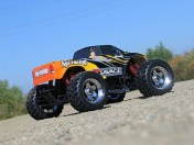 RTR E-Savage with GT Truck bodyshell-фото 5