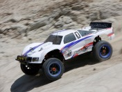 RTR BAJA 5T WITH 5T-1 WHITE BODY  2.4 GHz (EU 2 PIN)-фото 2