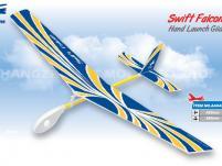Метательная модель самолета Swift Flyer