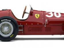 Коллекционная модель автомобиля СMC Ferrari 500 F2 1953 1/18 Red-фото 2