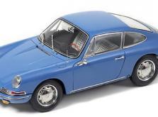 Коллекционная модель автомобиля СMC Porsche 901 1964 1/18 Sky Blue Limited Edition-фото 3