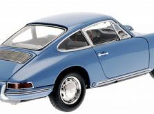 Коллекционная модель автомобиля СMC Porsche 901 1964 1/18 Sky Blue Limited Edition-фото 1