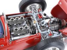 Коллекционная модель автомобиля СMC Ferrari 156 F1 1961 Sharknose #2 Hill/Monza 1/18 Limited Edition-фото 6