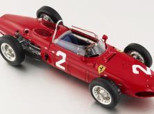 Коллекционная модель автомобиля СMC Ferrari 156 F1 1961 Sharknose #2 Hill/Monza 1/18 Limited Edition-фото 3