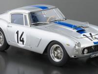 Коллекционная модель автомобиля СMC Ferrari 250GT Berlinetta SWB Competizione 1961 #14 1/18 LE