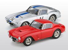 Коллекционная модель автомобиля СMC Ferrari 250GT Berlinetta SWB Competizione 1961 #14 1/18 LE-фото 5