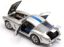 Коллекционная модель автомобиля СMC Ferrari 250GT Berlinetta SWB Competizione 1961 #14 1/18 LE-фото 8