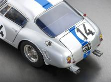 Коллекционная модель автомобиля СMC Ferrari 250GT Berlinetta SWB Competizione 1961 #14 1/18 LE-фото 9
