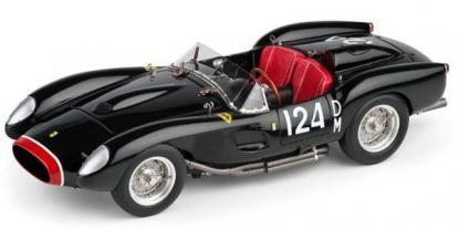 Коллекционная модель автомобиля СMC Ferrari 250 Testa Rossa 1958 Pontoon Fender #DM 124 1/18 LE