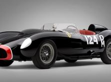 Коллекционная модель автомобиля СMC Ferrari 250 Testa Rossa 1958 Pontoon Fender #DM 124 1/18 LE-фото 2
