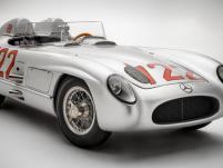 Коллекционная модель автомобиля СMC Mercedes-Benz 300 SLR W196S Mille Miglia Sieger #722 1955 1/18