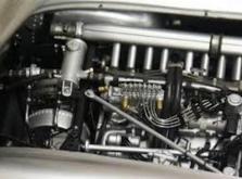 Коллекционная модель автомобиля СMC Mercedes-Benz 300 SLR W196S Mille Miglia Sieger #722 1955 1/18-фото 5