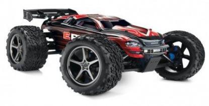 RTR Traxxas E-REVO 1/10 SCALE 4WD MONSTER TRUCK