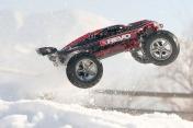 RTR Traxxas E-REVO 1/10 SCALE 4WD MONSTER TRUCK-фото 3