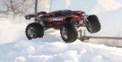 RTR Traxxas E-REVO 1/10 SCALE 4WD MONSTER TRUCK-фото 5