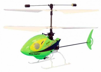 Радиоуправляемый вертолет Nine Eagle Free Spirit Micro в кейсе