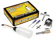 Комплект для запуска ДВС HPI Nitro Starter Pack (EU 2-Pin)