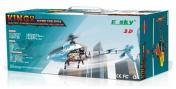 Радиоуправляемый вертолет Esky Honey Bee King3 400 3D RC 2.4 GHz EK1H-E512RA (000016) (Red RTF Version)-фото 2