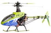 Вертолет на радиоуправлении Esky Belt-CP V2 450 3D RC 2.4 GHz EK1H-E602GA (Green RTF Version)