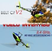 Вертолет на радиоуправлении Esky Belt-CP V2 450 3D RC 2.4 GHz EK1H-E602GA (Green RTF Version)-фото 1