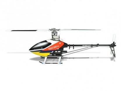 Радиоуправляемый вертолет Align T-REX 250 PRO DFC Super Combo RC