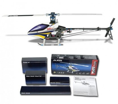 Вертолет Align T-REX 450 Sport V2 Super Combo (Black KIT Version)