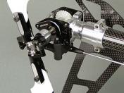 Вертолет на радиоуправлении с ДВС Align T-REX 700 Nitro Limited Edition RC (Black KIT Version)-фото 6
