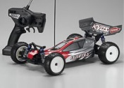 1/10 EP 4WD r/s Lazer ZX-5 Type 1 Red/Gray-фото 4
