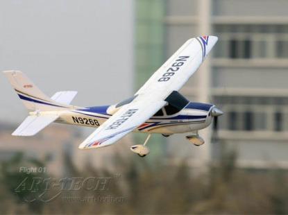Радиоуправляемый самолёт Cessna 182 RTF 2,4Ghz
