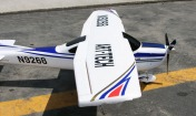 Радиоуправляемый самолёт Cessna 182 RTF 2,4Ghz-фото 6