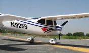 Радиоуправляемый самолёт Cessna 182 RTF 2,4Ghz-фото 9