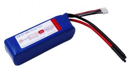 Аккумулятор Hyperion Li-Polimer battery G3 VX 22.2V 2600 mAh 6S 35C/65C