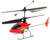 Радиоуправляемый вертолет Nine Eagle Solo 2.4 GHz в кейсе-фото 3