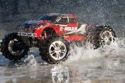 Traxxas E-Maxx EVX Monster 4WD 1:10 RTR-фото 4